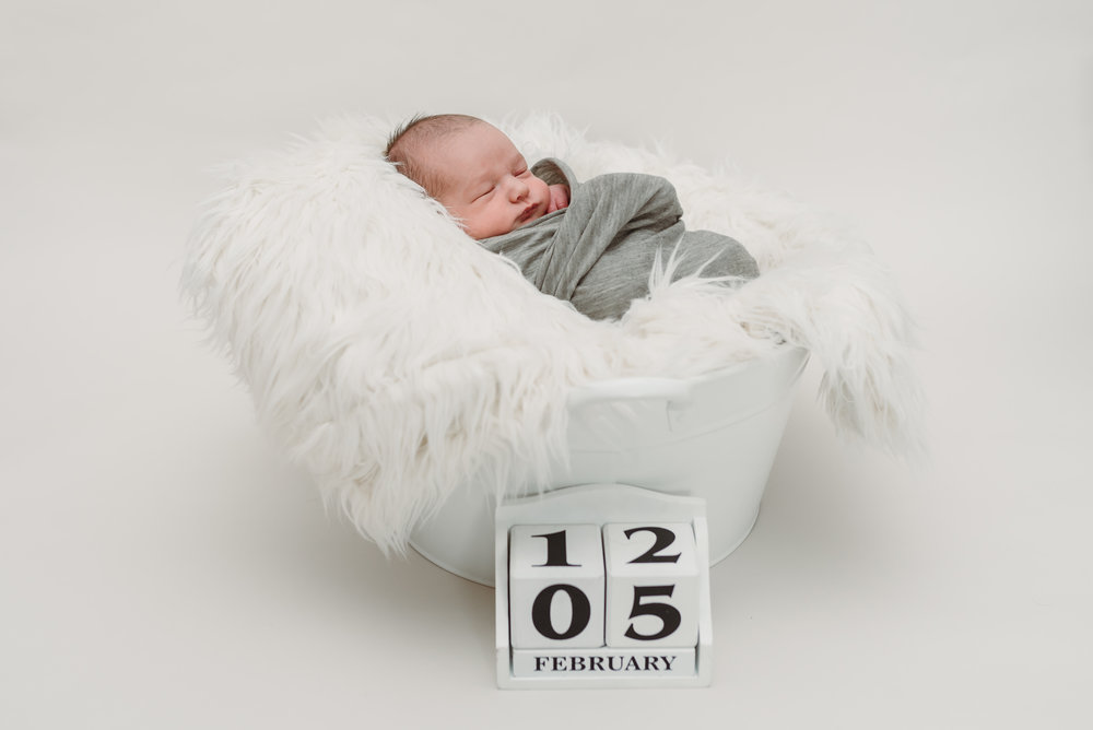 Ribble Valley newborn photographer - Clitheroe