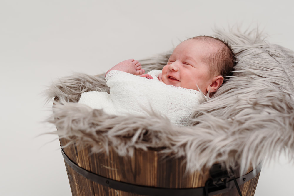 Lancashire newborn photographer - newborn photography