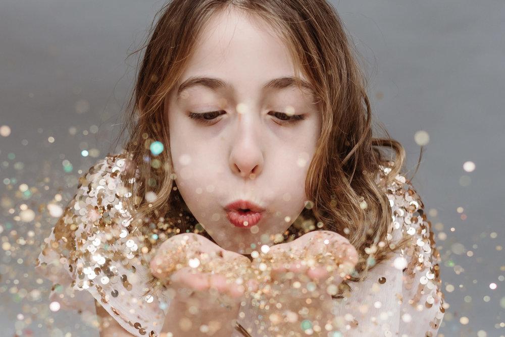 Glitter shoot - lancashire