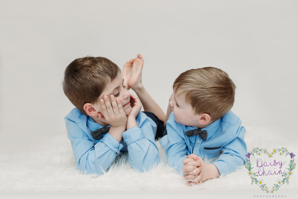 Brotherly love - lancashire photographer