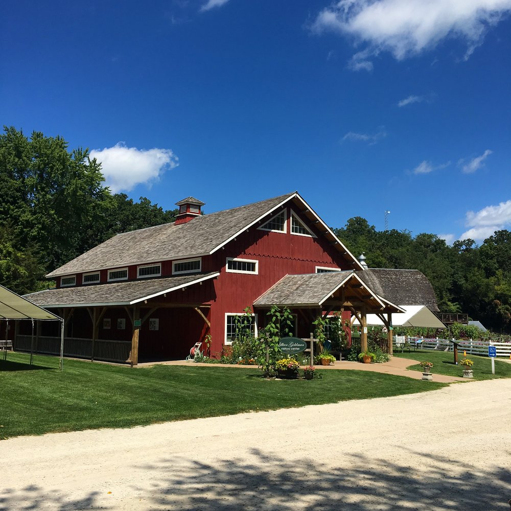 See Savers Heritage Farm Visitor Center named after co-founder Lillian Goldman