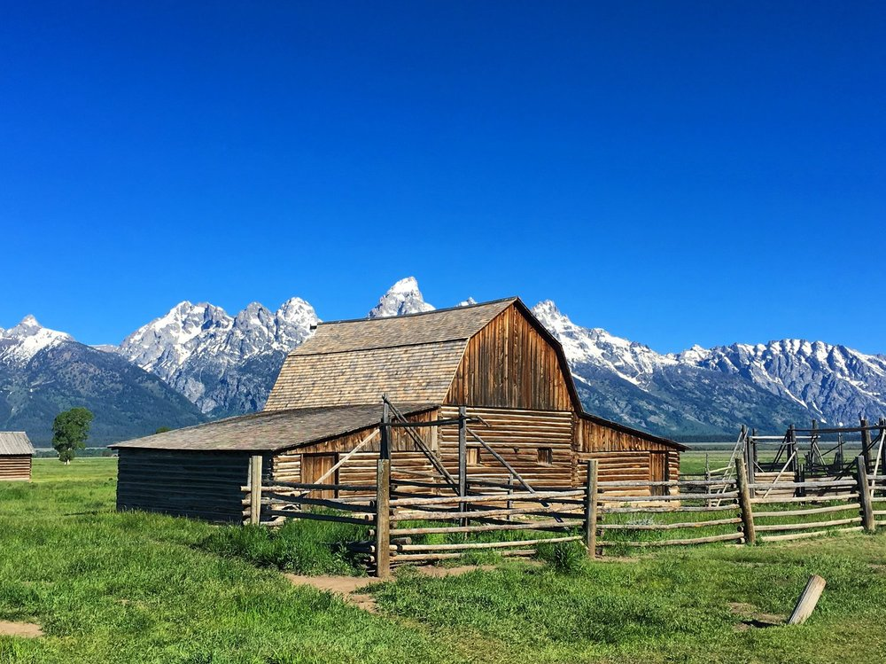 Jackson Hole, WY & Grand Tetons National Park