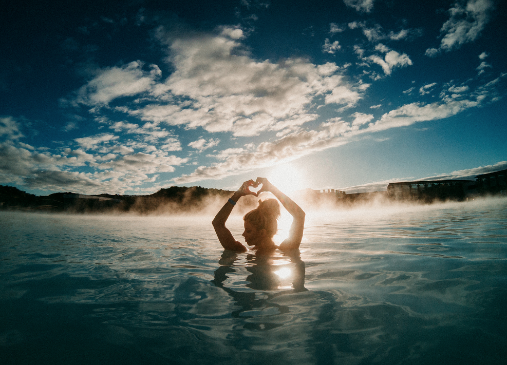 Blue Lagoon | Iceland Elopement Photography