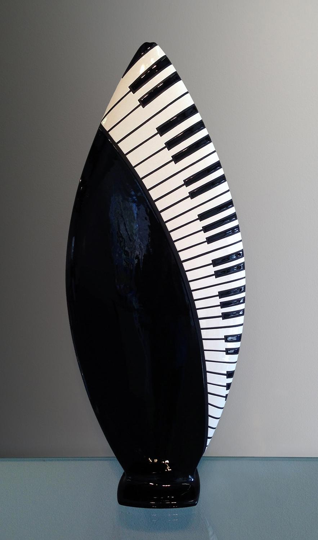 Piano Leaf