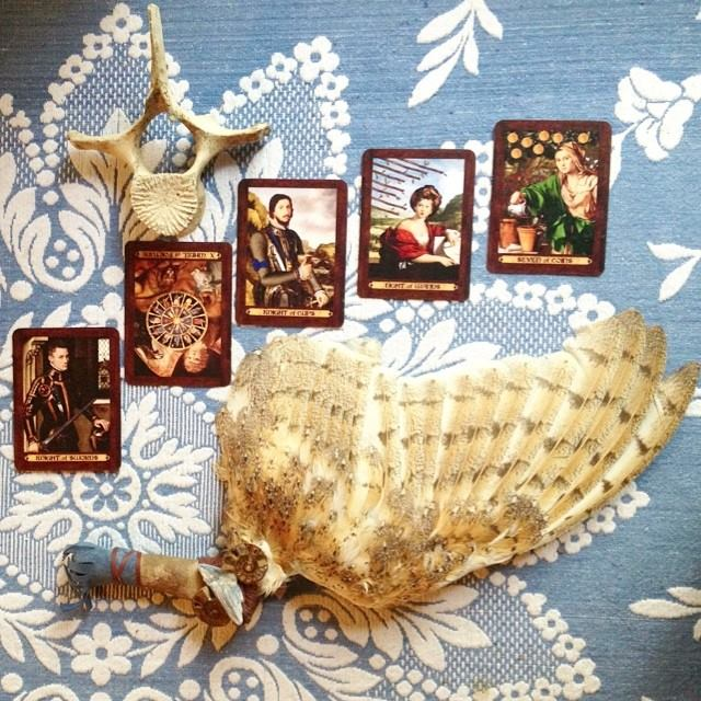 facing fears tarot reading
