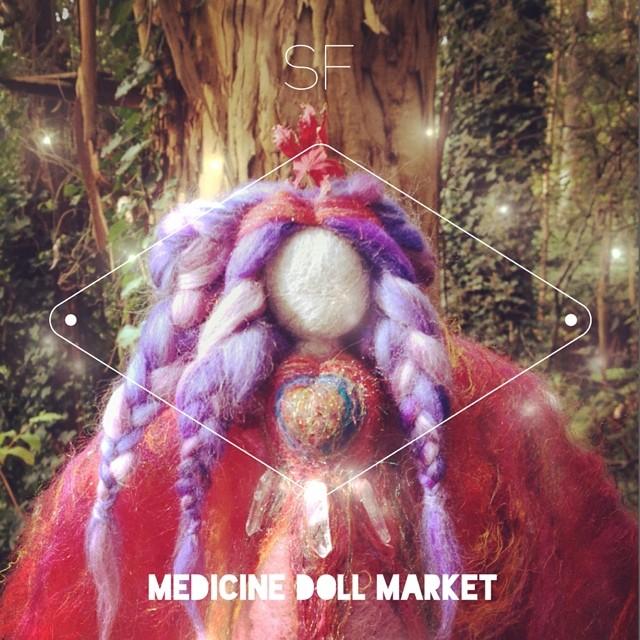 Medicine Dollmarket at Sacred Familiar