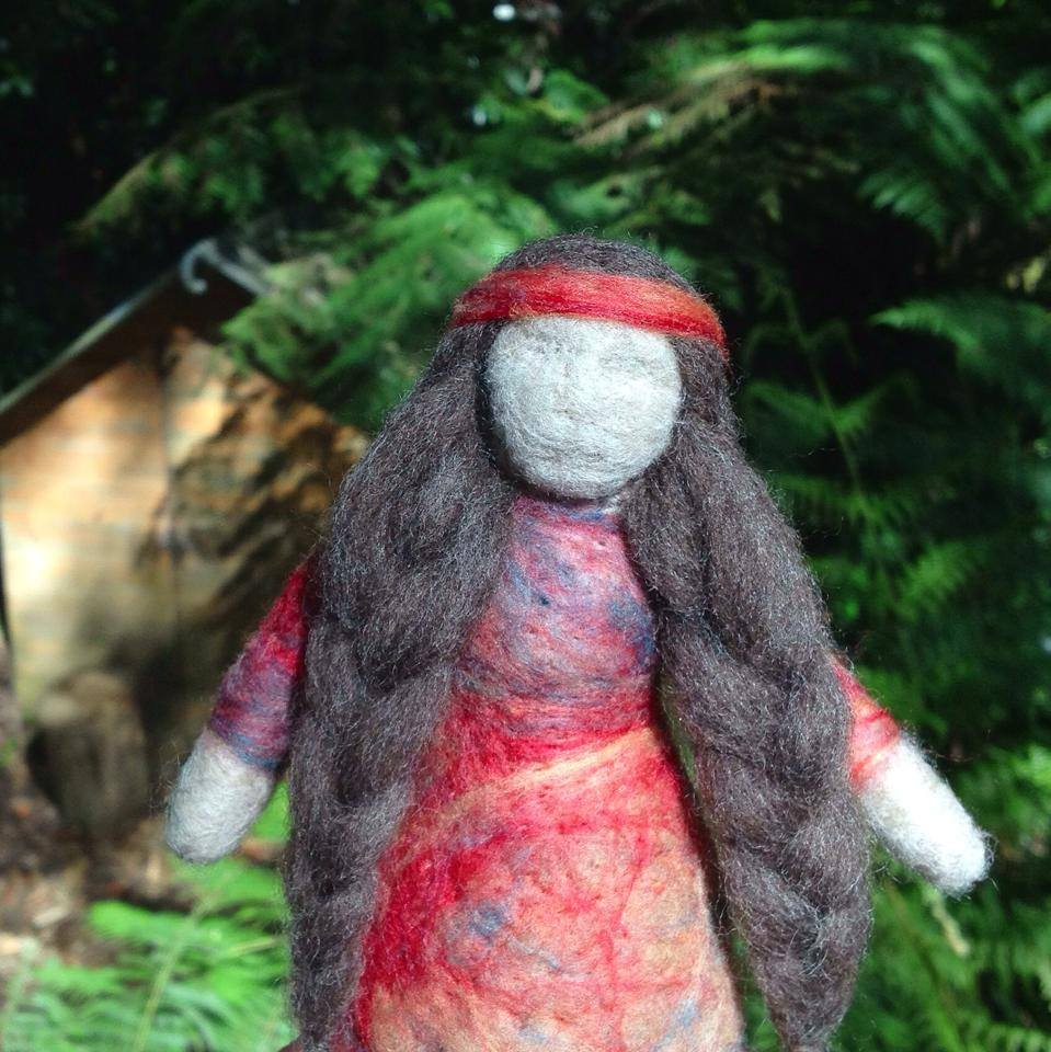 Medicine Doll by Sacred Familiar