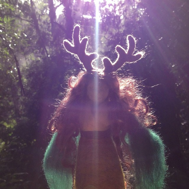 Stag Woman by Sacred Familiar