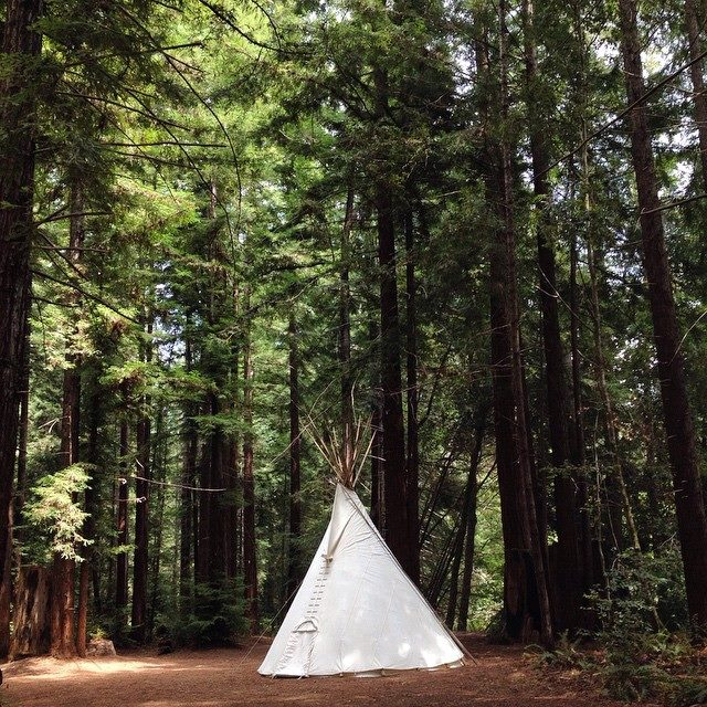 Spirit Weavers teepee