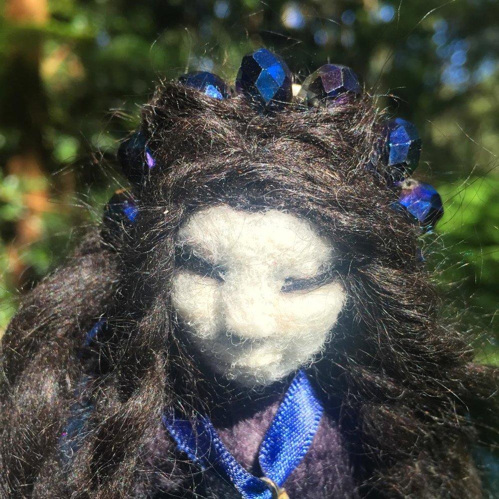 Midnight Starlight Solstice - Solstice Spirit Doll