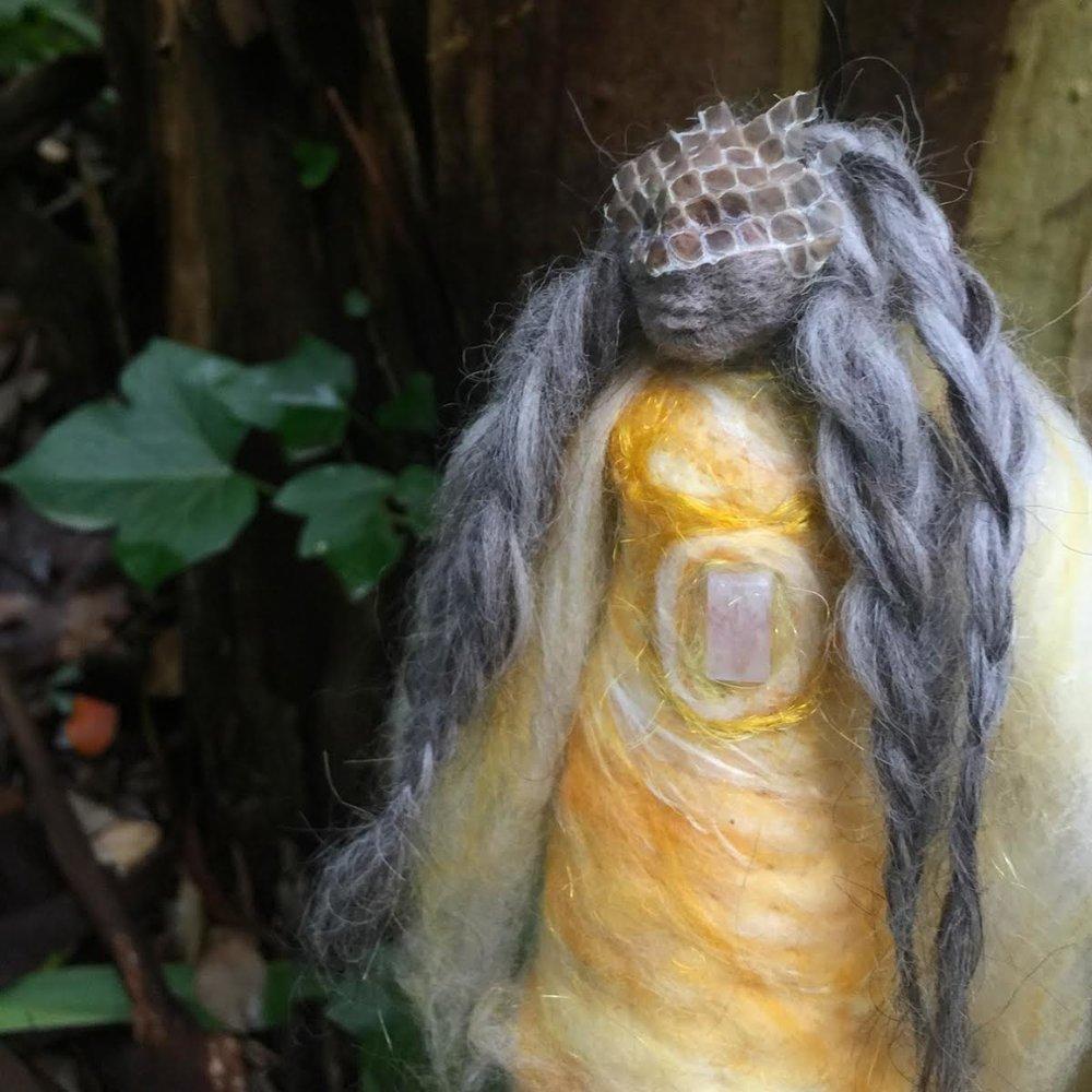 The Seer Snakeskin Mask -