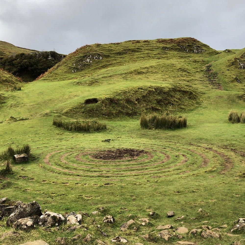 Fairy Glen, Isle of Skye - Sacred Familiar Scottish Pilgrimage