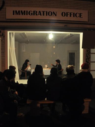 Hourglass Dinnertime (2014)