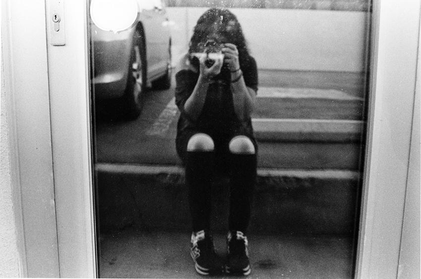 Andrea Alvarez,Embracing Herself - Advanced Photo 2016