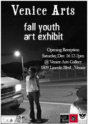 Fall Youth Art Exhibit