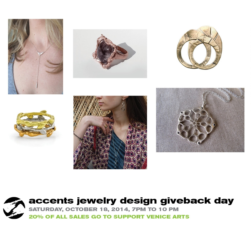 Accents Jewelry Design Giveback Day