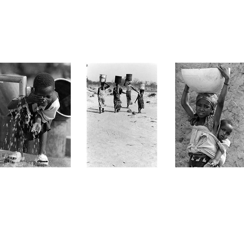 Gil Garcetti: Water