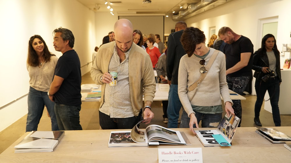 OPENING RECEPTION: The Paris Photo–Aperture Foundation PhotoBook Awards and MOPLA Photo Book Exhibition