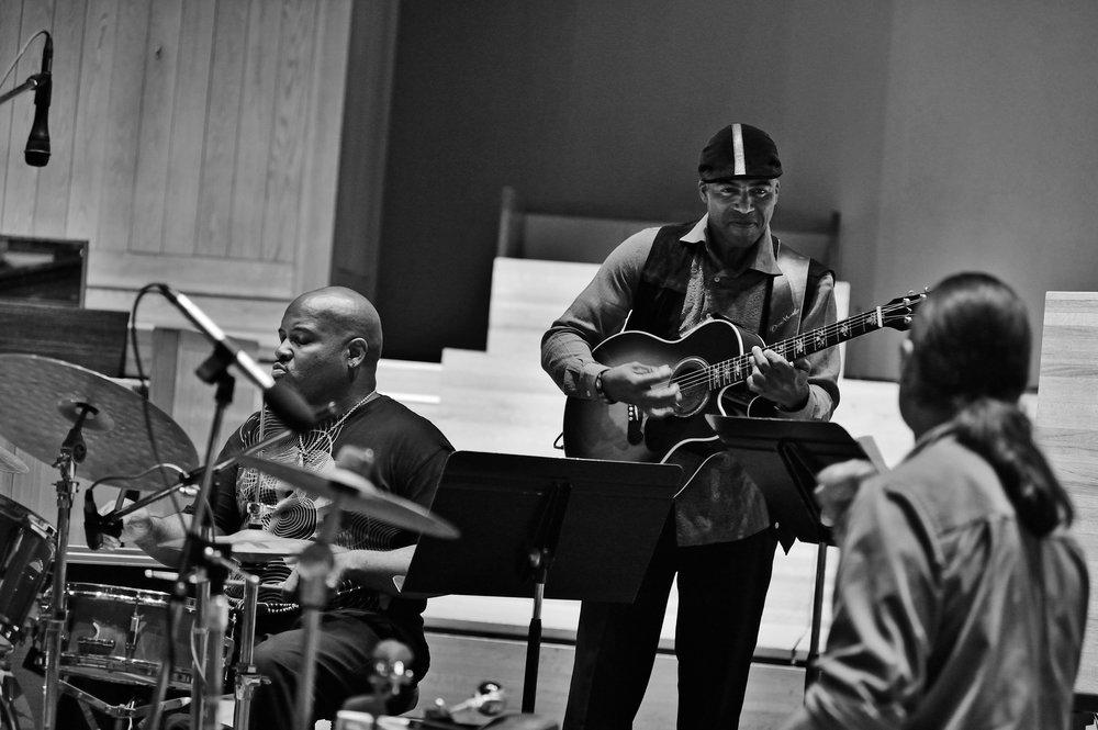 Gene Jackson & Keith Robinson