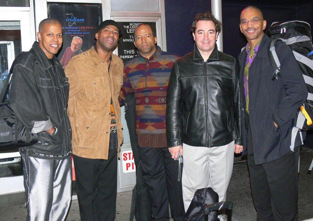 Rocky Bryant,K. Robinson, Damon Banks,Alex Bugnon & Vincent Henry
