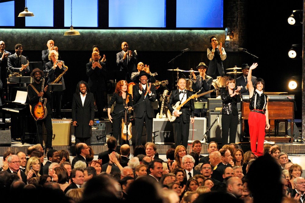 Buddy Guy Tribute at Kennedy Center Honor 2012, DC