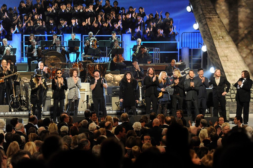 Tribute to Led Zeppelin, Kennedy Center Honors 2012, DC