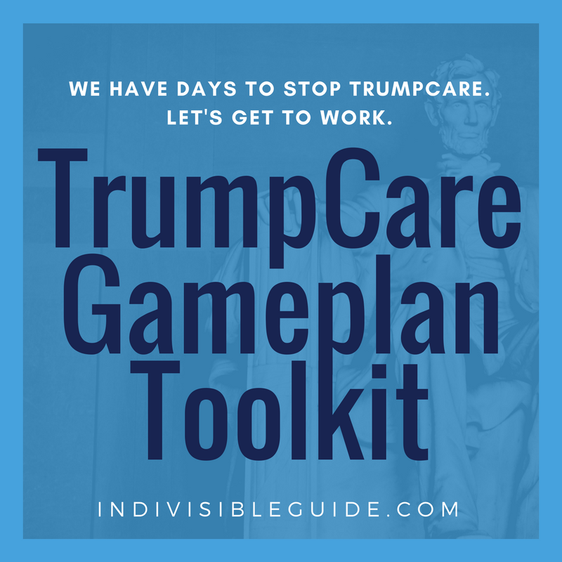 TrumpCare Toolkit