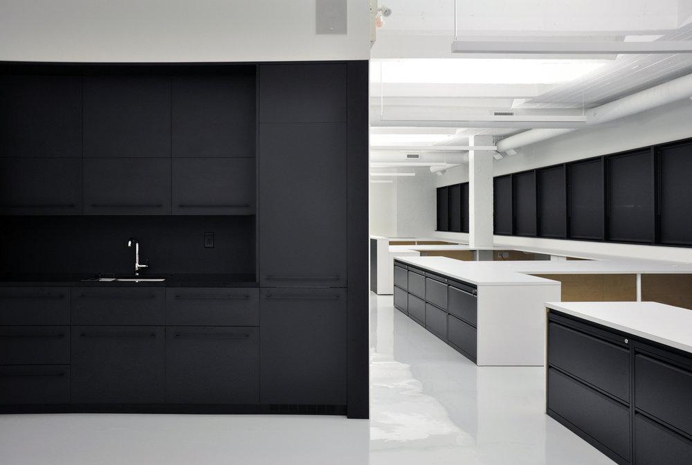 Yamamoto Architecture - Matte Black