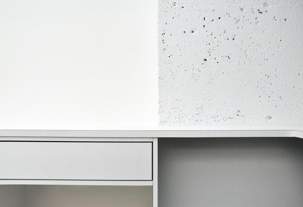Yamamoto Architecture - White Furniture