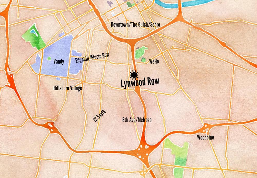 The Lifestyle Lynwood Row