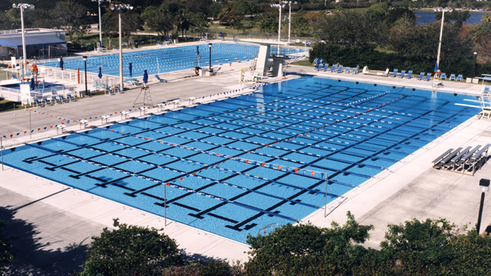 Plantation Aquatics Center -