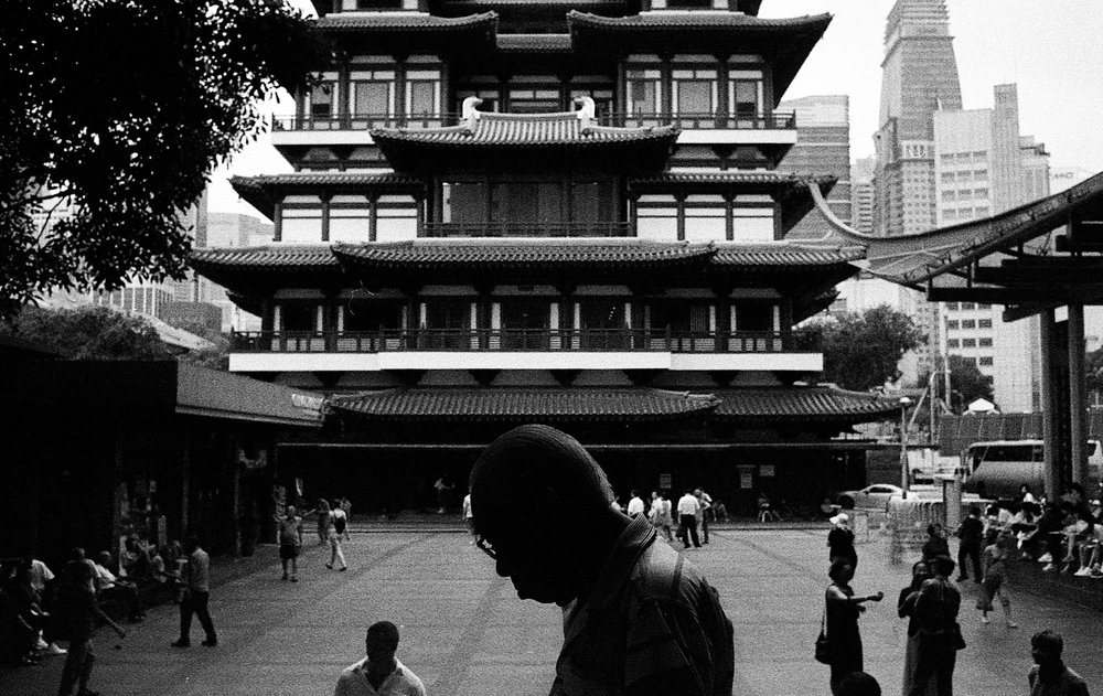Buddha Tooth Relic Temple, Singapore. 2016