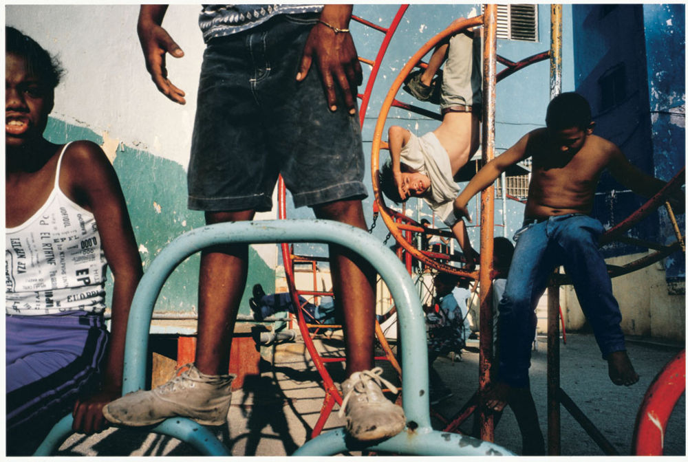 Photo © Alex Webb   Notice how well he fills the frame with his subjects. Expertly done, not to mention capturing emotions, gestures and vibrant colors.
