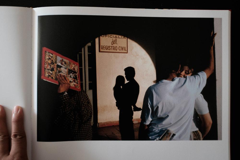 Nuevo Laredo, Mexico 1996 ©Alex Webb