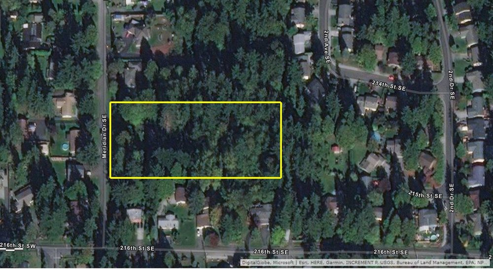 North Kenmore Acres Development Project - 21429 Meridian Dr SE, Bothell WA 98021