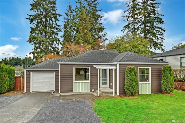 Everett Rental Home - 5515 College Ave, Everett WA 98203