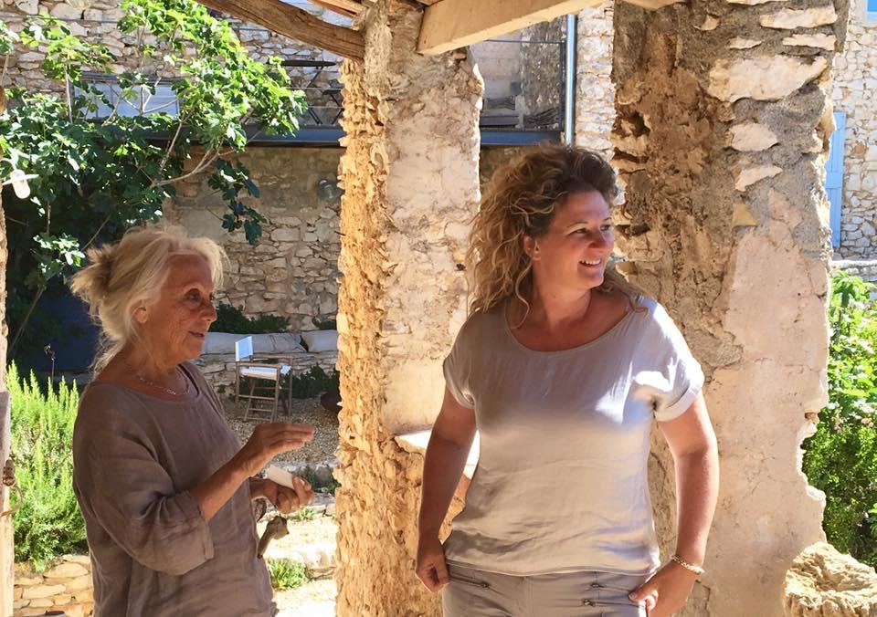 zu Besuch bei Françoise - Träumen, Seele baumeln lassen, Ruhe pur