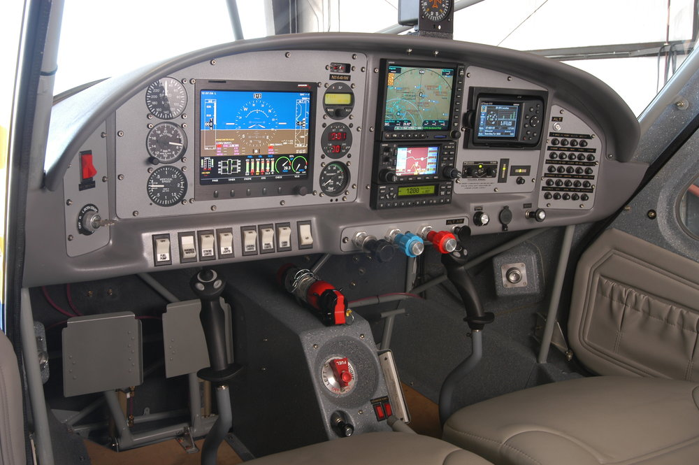 Avionics - Paterson Composites has been building electrically-intensive Experimentals for decades and completely understands the absolute necessity of an electronically-robust air frame in every build.