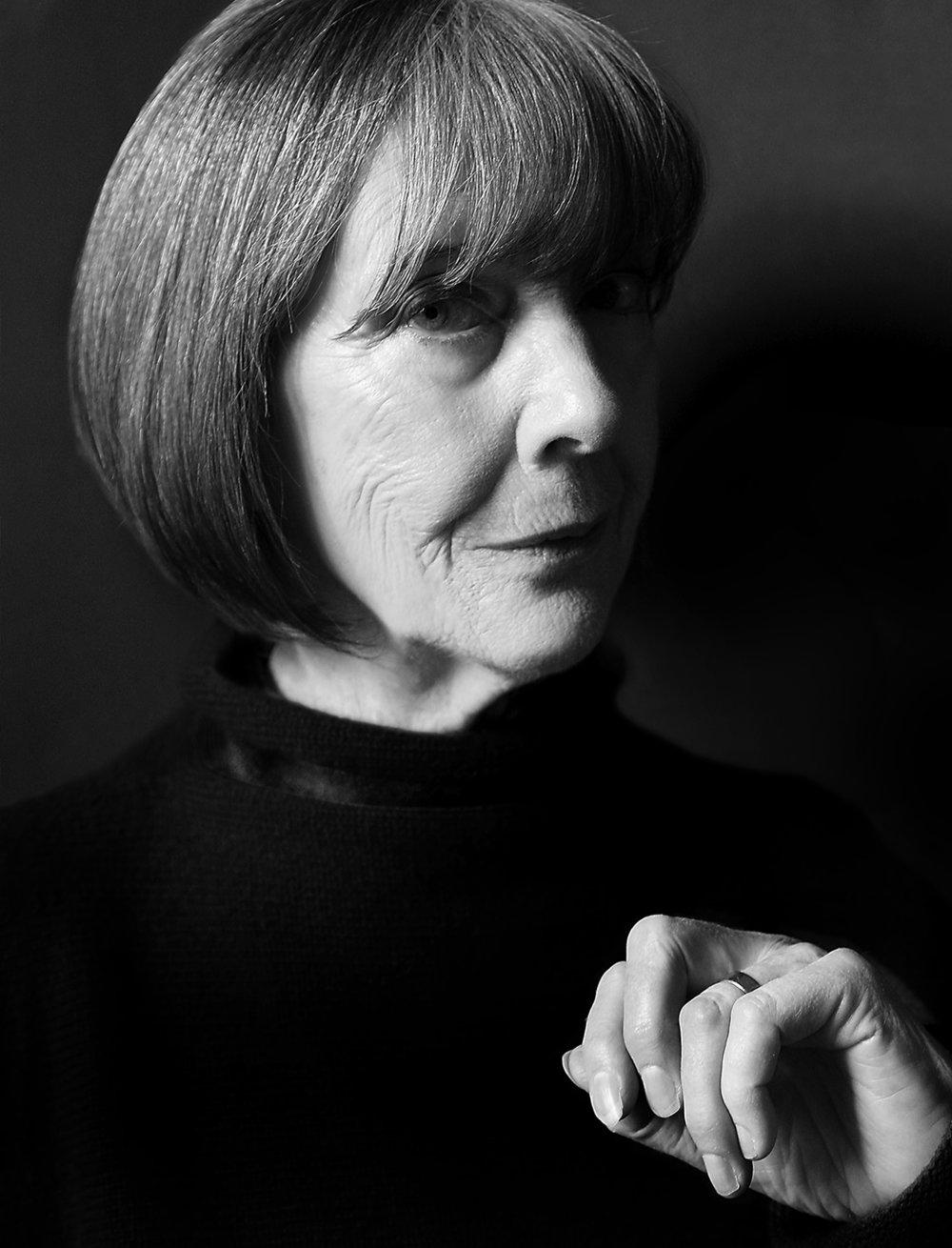 Portrait by David Newton