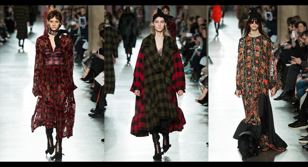 LONDON FASHION WEEK AW16 PREEN BY THORNTON BREGAZZI