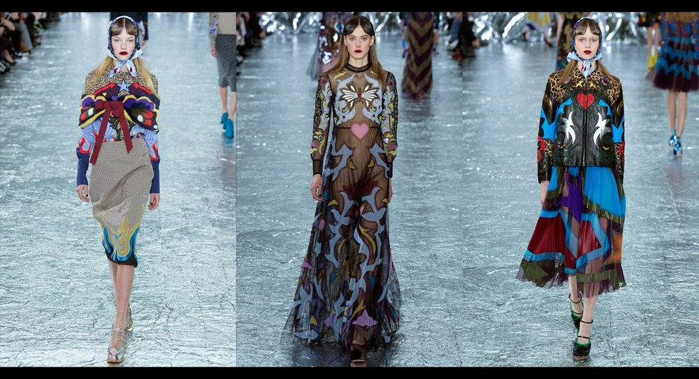 LONDON FASHION WEEK AW16 MARY KATRANTZOU