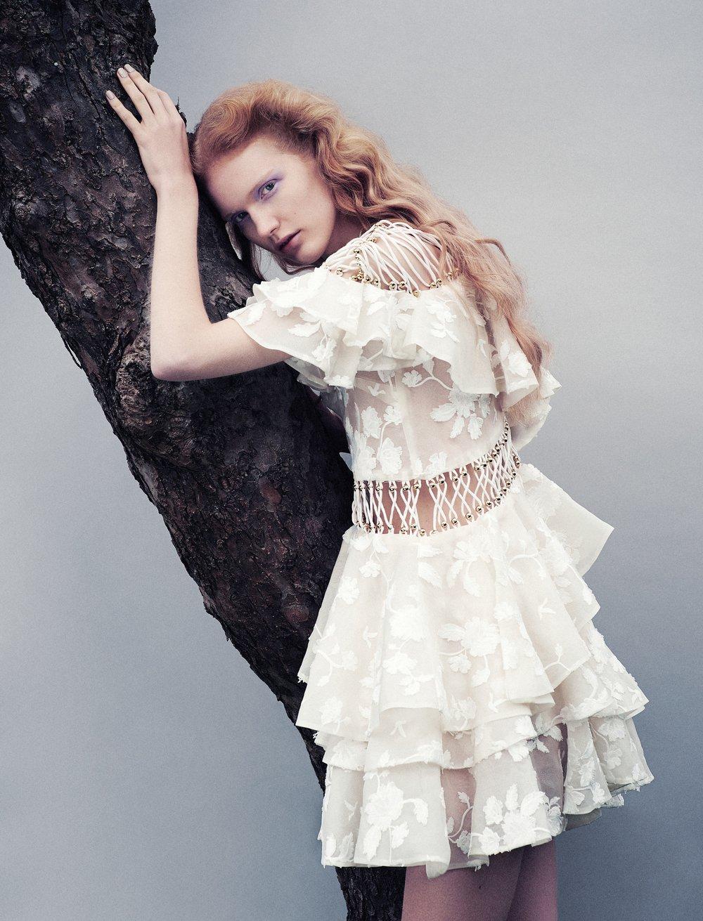 Dress: Zimmermann