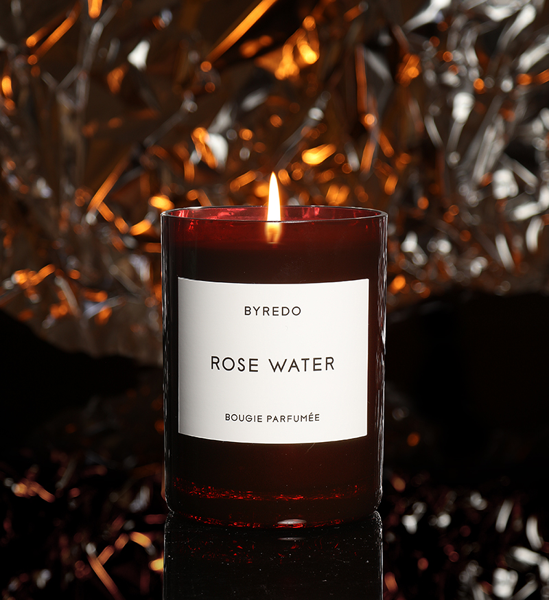 Byredo Rose Water Candle – £54.00