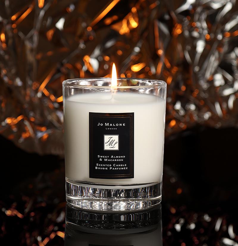 Jo Malone  Sweet Almond & Macaroon Candle – £45.00