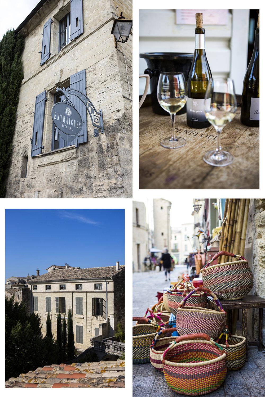 Wylde World Southern France Wylde Magazine # Banc Tv But Chene Naturel