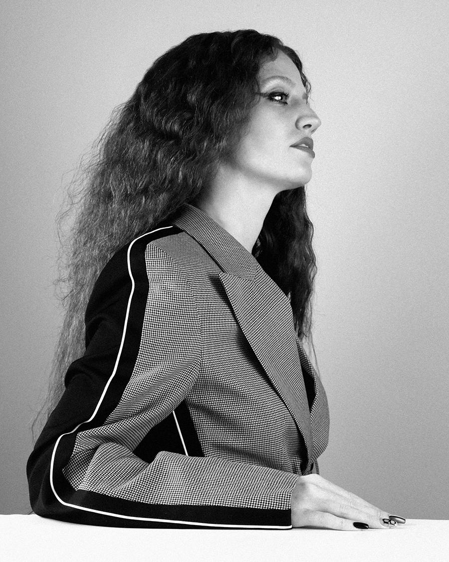 Blazer:  Stella McCartney  @  Joseph
