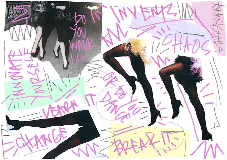Leg It poster by Louise Gray.jpg