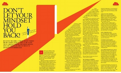 An article I contributed to in Women's Running Magazine - Click  here for PDF