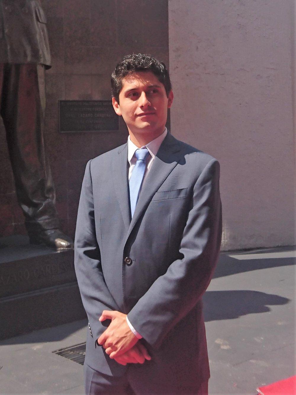 Daniel Dominguez-Gomez   Ingenex (Mexico)