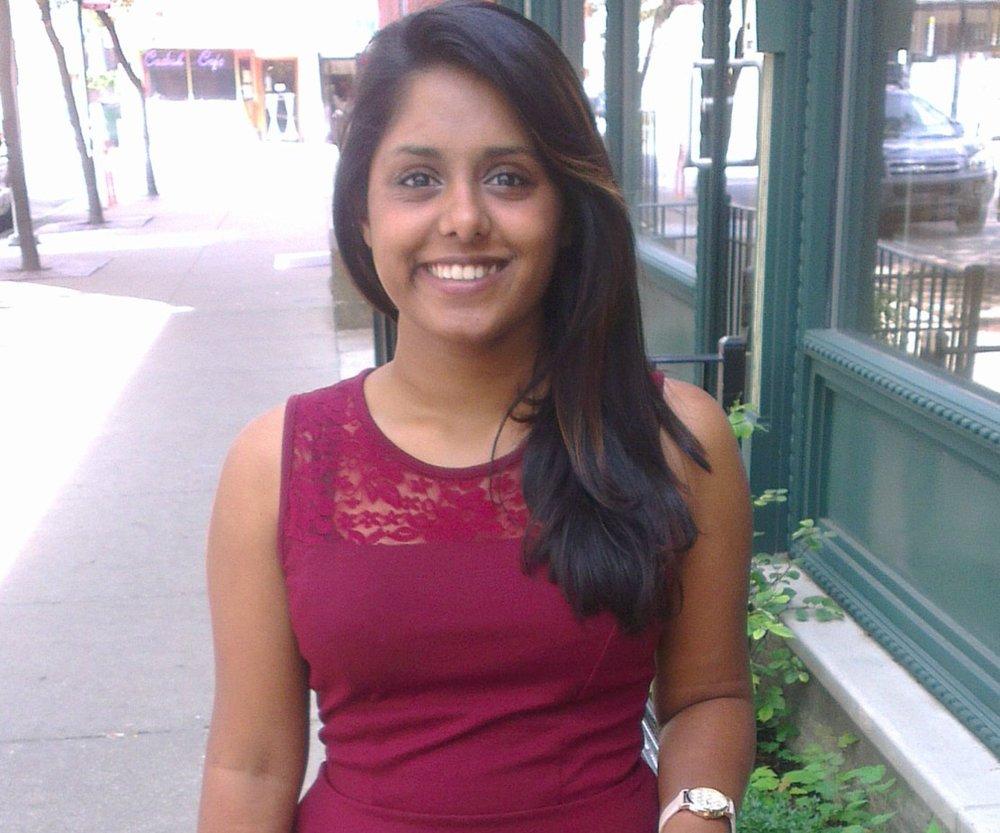 Veena Vijayakumar   Genspace (Brooklyn, NY)